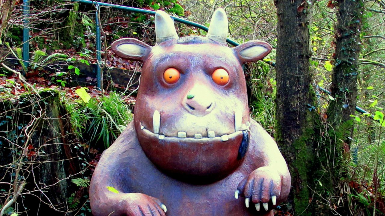 The Gruffalo Trail at Colin Glen Forest Park