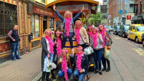 Hen and Stag Weekends in Belfast