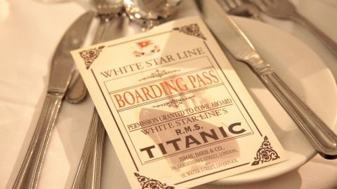 Titanic Tasting Menu at Rayanne Country House Private Dining