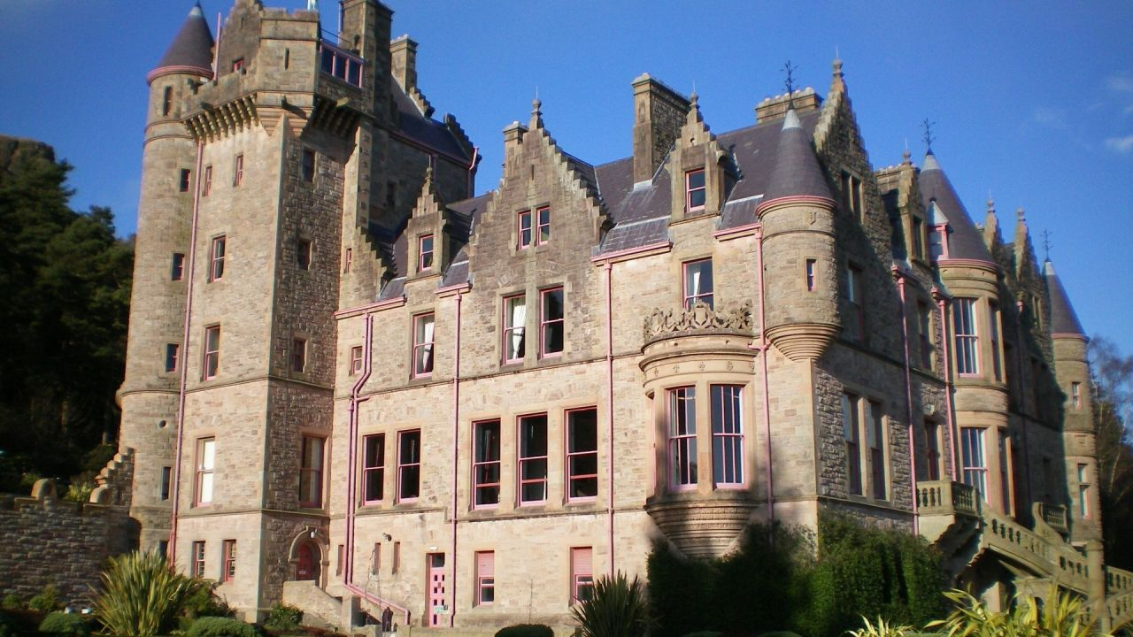 Belfast Castle Estate & Cave Hill Visitor Centre