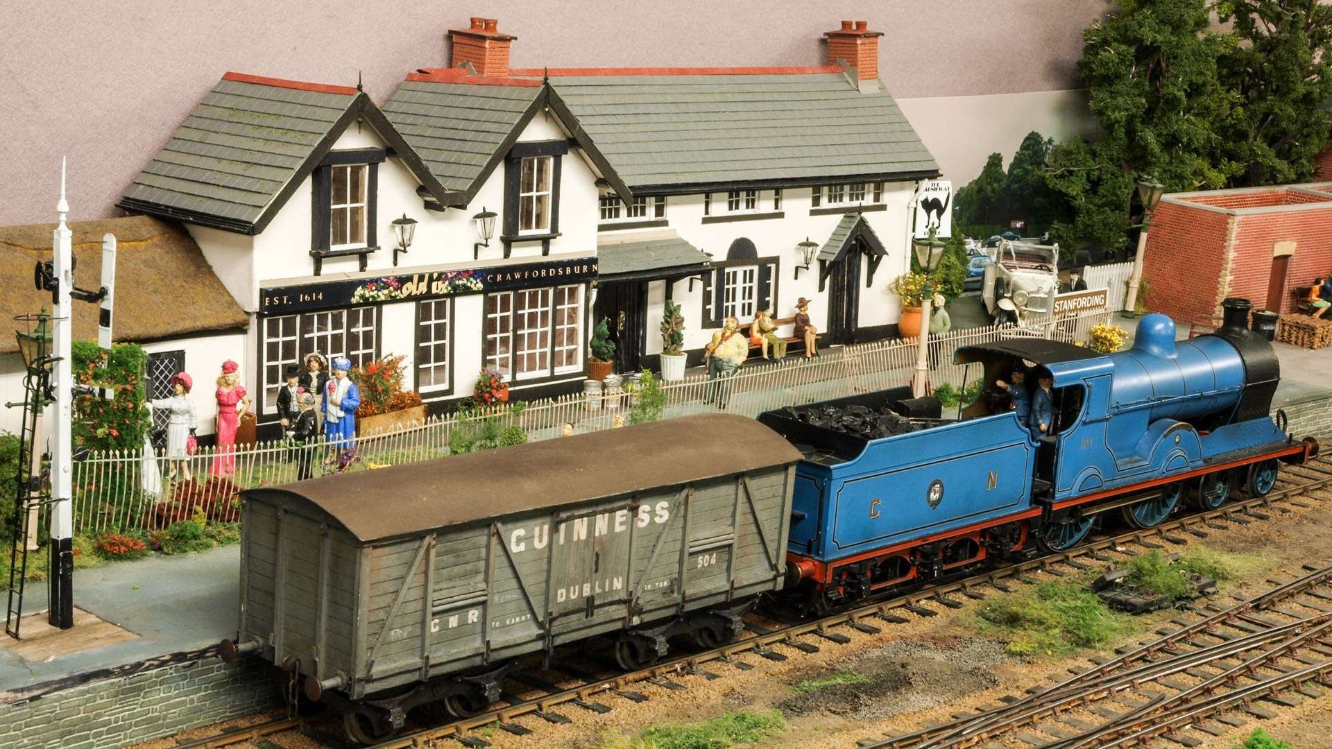 Model Railway Day At Ulster Folk And Transport Museum Visit Belfast