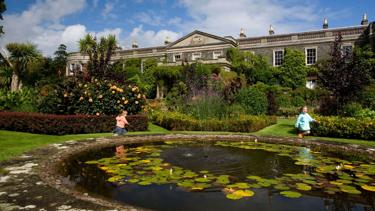 Mount Stewart House and Gardens