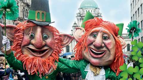 Things to do in Belfast on St Patrick's Day