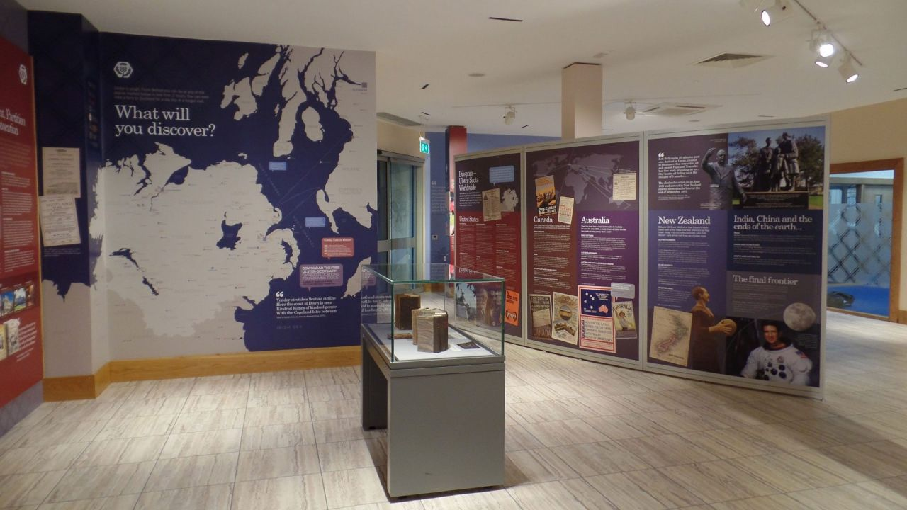 Discover Ulster Scots Centre