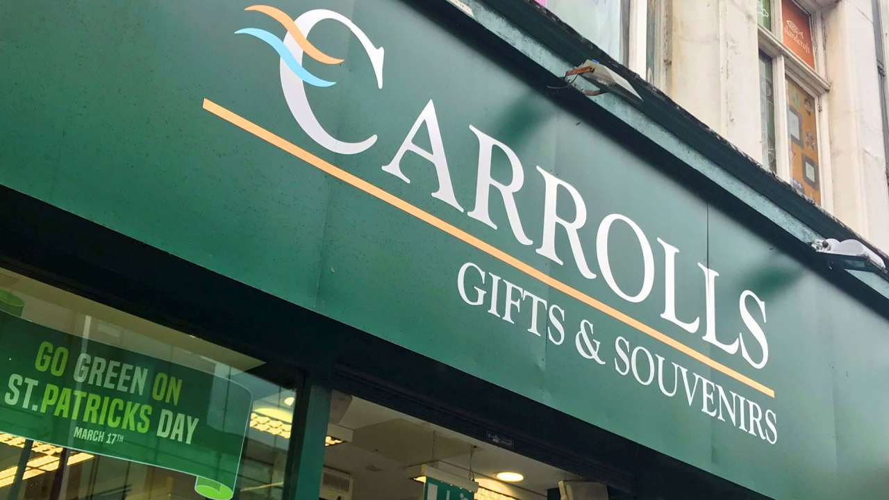Carrolls Irish Gifts and Souvenirs