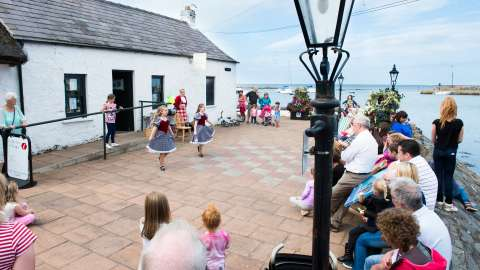 September Family Fun at Cockle Row Cottages