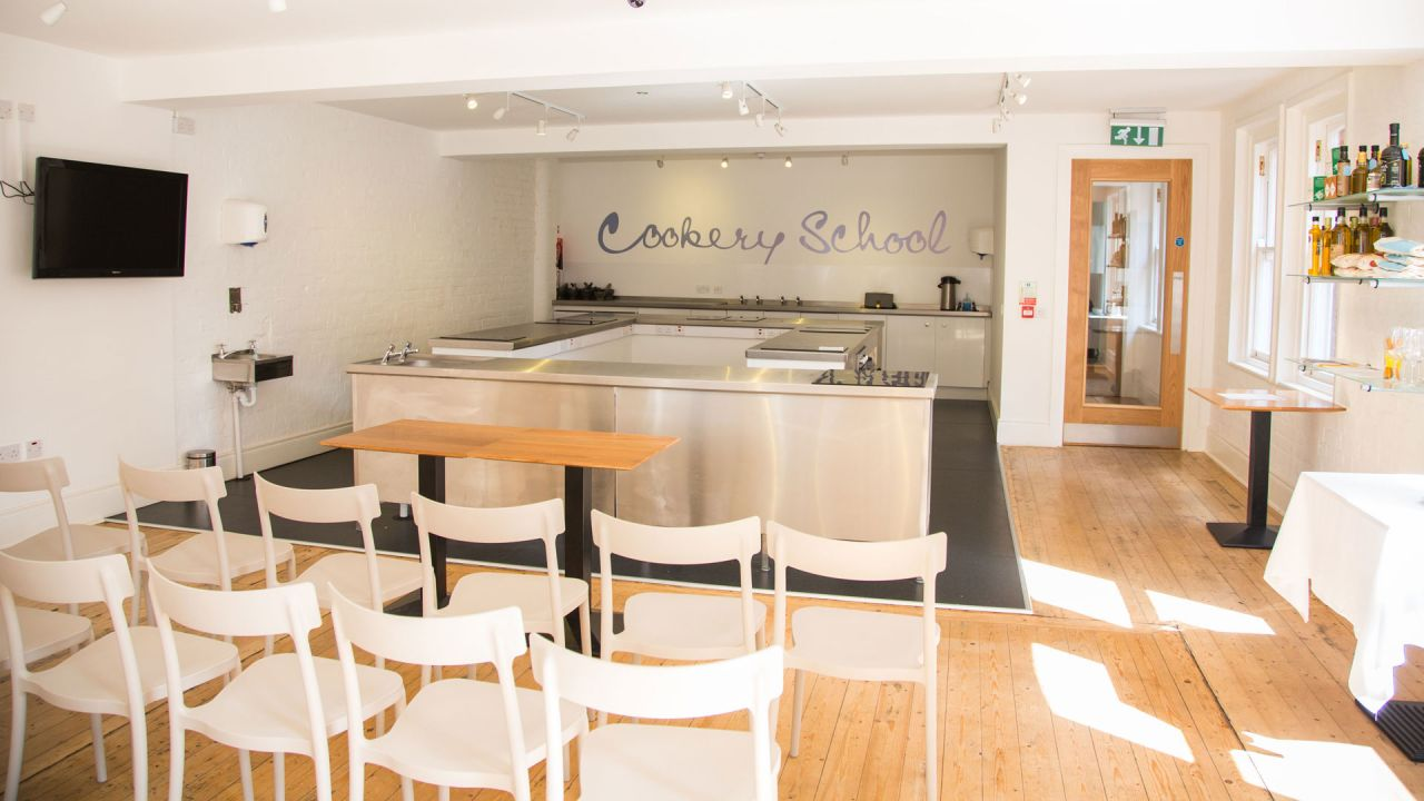 The Cookery School at James Street South