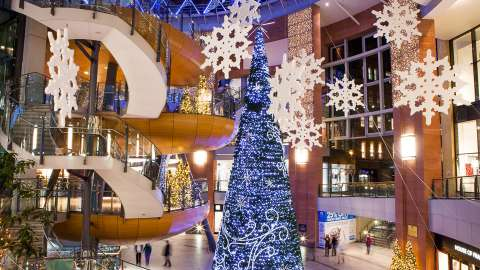 Christmas at Victoria Square