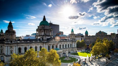 Weekend in Belfast Guide
