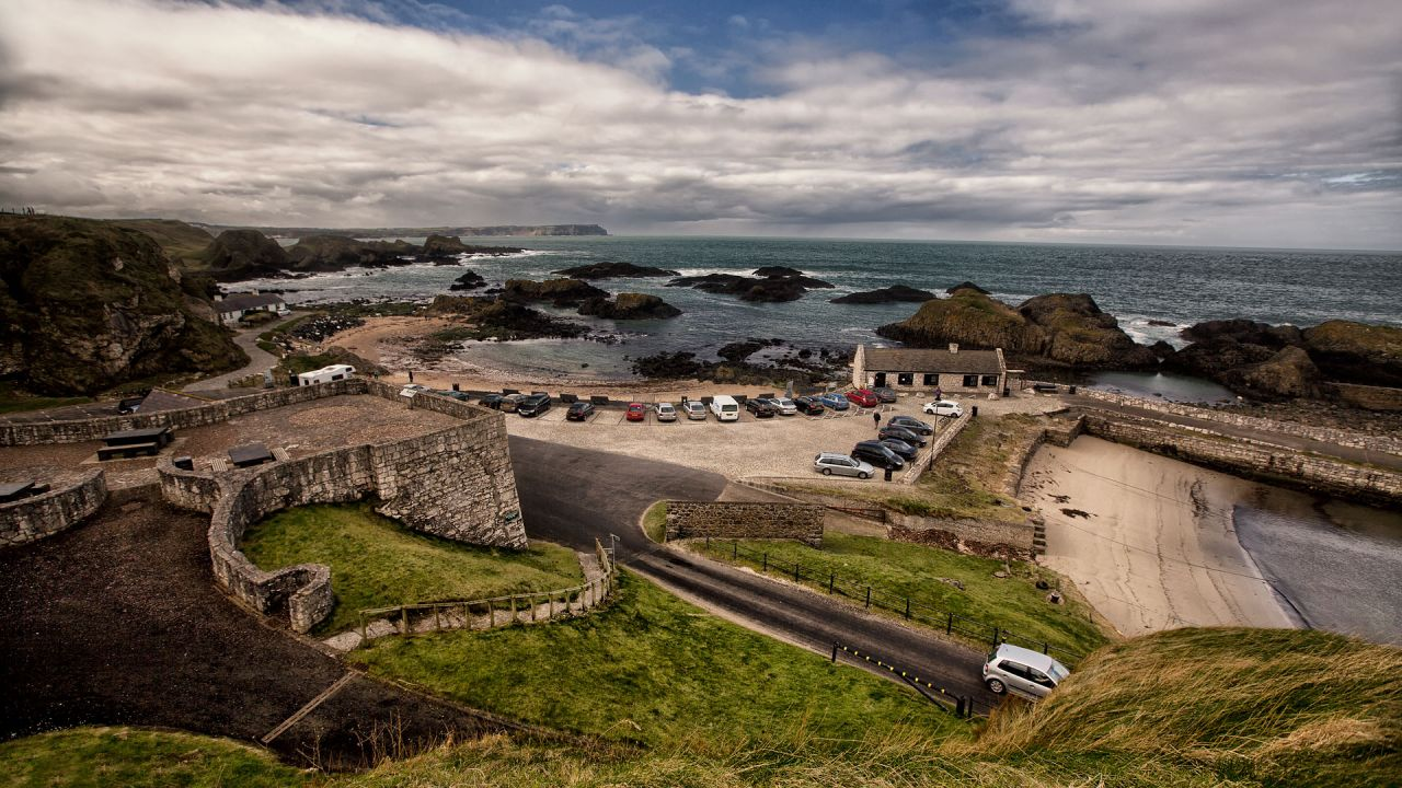 Ballintoy Harbour Game of Thrones Filming Location