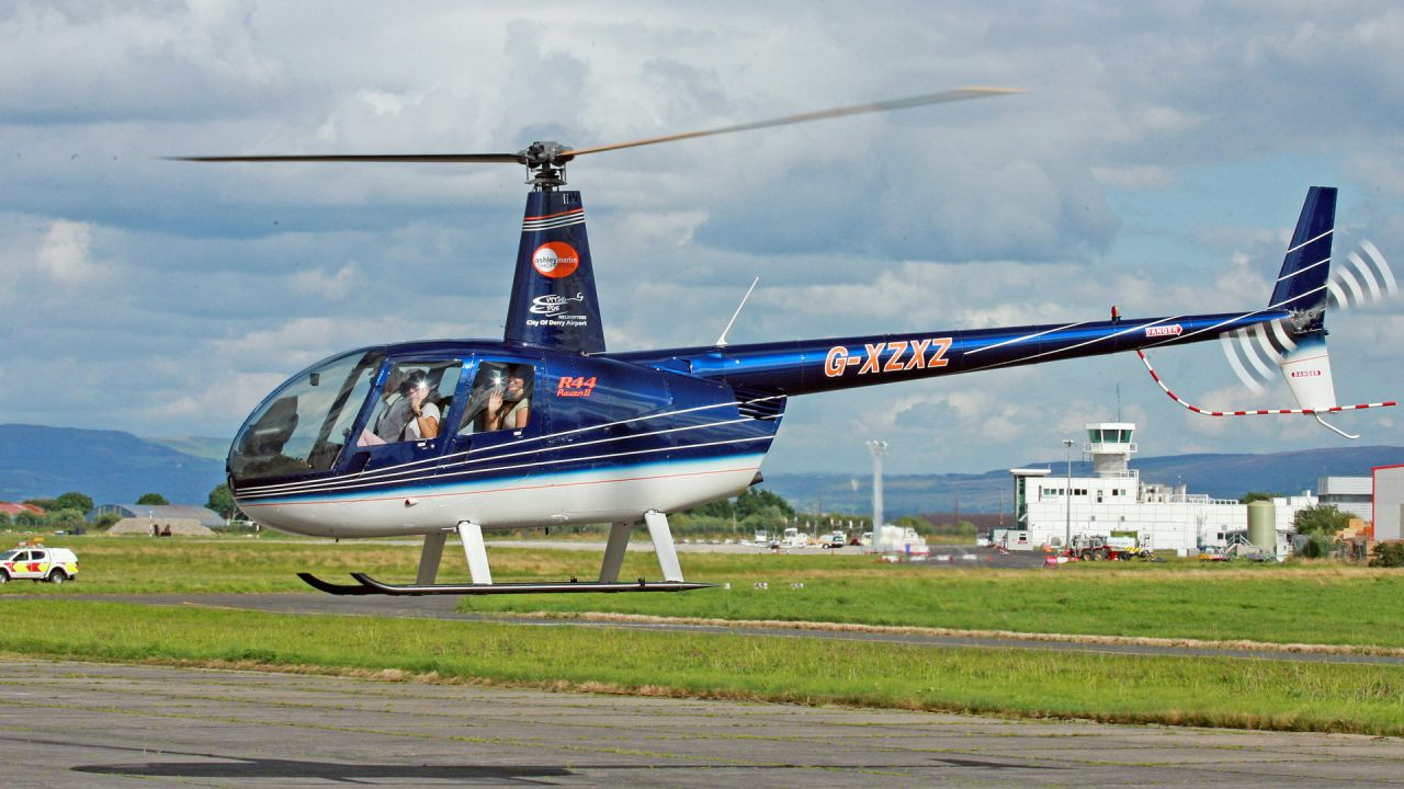 Cutting Edge Helicopter Tours