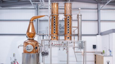 Shortcross Gin and Whiskey Distillery Tour