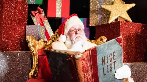 Best Places to Meet Santa in Belfast
