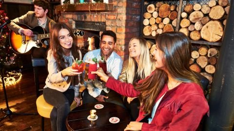 Top 10 Cocktail Bars in Belfast