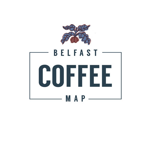 Belfast Coffee Map