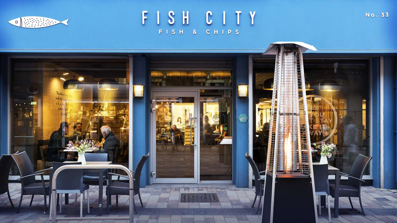 Fish City Food